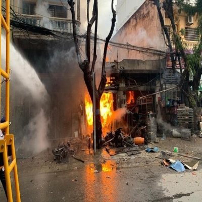 National Police reports rise in fire incidents